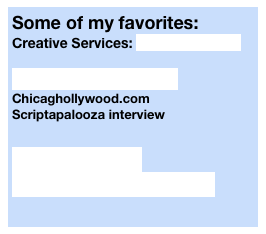 Some of my favorites: